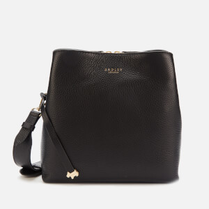 Radley Women's Dukes Place Medium Compartment Multiway Bag - Black