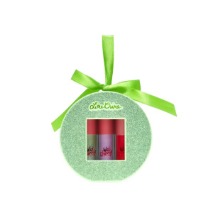 Lime Crime Winter Shine - 3 Piece Mini Wet Cherry Set 3.54ml