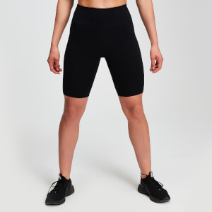 MP Power Damen Radler Shorts - Schwarz