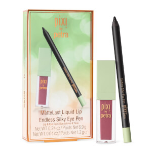 PIXI MatteLast Liquid Lip + Endless Silky Eye Pen