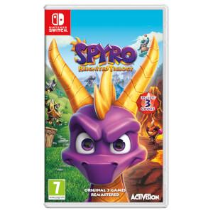 Spyro ReignitedTrilogy