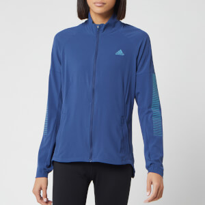 adidas Women's Runner Jacket - Tech Indigo