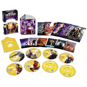 Marvel Studios Collector's Edition Box Set - Phase 3 Part 2