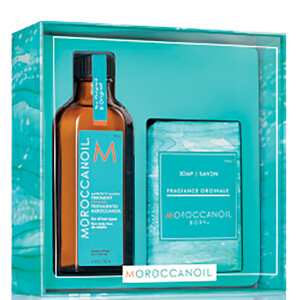Moroccanoil Original Oil & Soap Gift Pack (Worth $93.90)