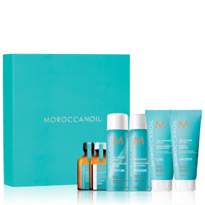 Moroccanoil Styling Kit (Worth $130.29)