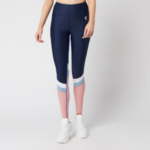 P.E Nation Women's Flex It Leggings - Navy Mid