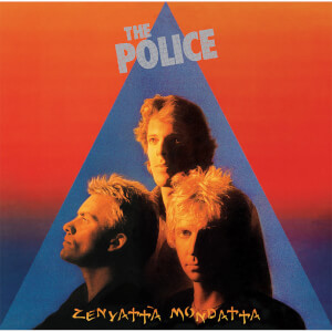 The Police - Zenyatta Mondatta LP