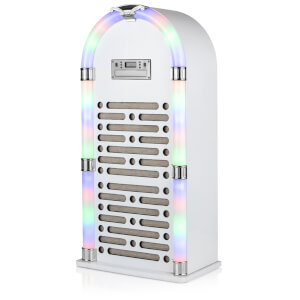 iTek Bluetooth Jukebox - Gloss White