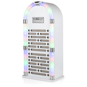 iTek Bluetooth Jukebox - Gloss White