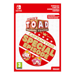 Captain Toad: Treasure Tracker - Special Episode - Digital Download