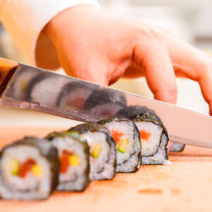 Sushi and Cocktail Masterclass for Two at Fine Dining Restaurant, Kouzu