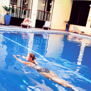 Marriott Health Club Day Pass for Two