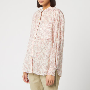 Isabel Marant Étoile Women's Mexika Shirt - Ecru