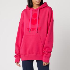 Isabel Marant Étoile Women's Mansel Hoodie - Neon Pink