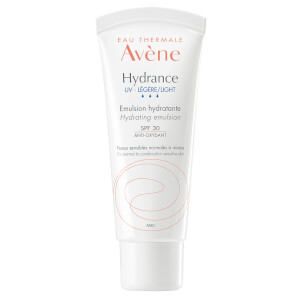 Avène Hydrance Light-UV Hydrating Emulsion SPF30 Moisturiser for Dehydrated Skin 40ml