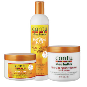Cantu Bestseller Bundle (Worth £45.00)
