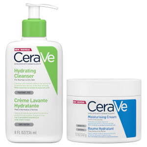 CeraVe Dry to Very Dry Face and Body Bundle