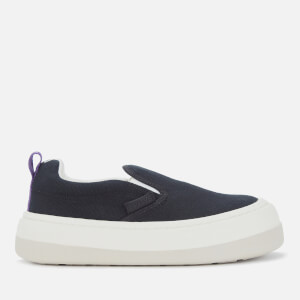 Eytys Venice Canvas Slip-On Trainers - Black