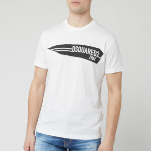 Dsquared2 Men's Dart Logo T-Shirt - White