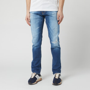 Dsquared2 Men's Slim Jeans Medium Rammendo Jeans - Blue