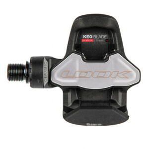 LOOK KEO BLADE CARBON CERAMIC BEARING TI PEDALS