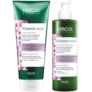 Vichy Dercos Vitamin A.C.E Hair Bundle