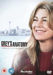 Grey's Anatomy Season 15 Boxset