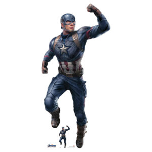 Marvel Captain America Avengers Endgame (Chris Evans) Life Size Cut-Out