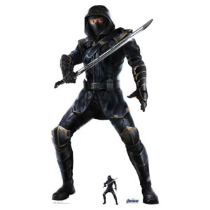 Marvel Ronin aka Hawkeye Avengers Endgame (Jeremy Renner) Life Size Cut-Out