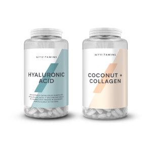 Myvitamins Coconut and Collagen & Hyaluronic Acid Bundle