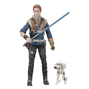 Hasbro Star Wars Jedi: Fallen Order The Black Series Cal Kestis 6 Inch Action Figure