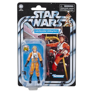 Hasbro Star Wars: A New Hope The Vintage Collection Luke Skywalker 3.75 Inch Action Figure