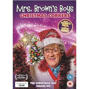Mrs Brown's Boys: Christmas Corkers