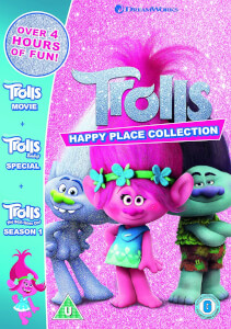 Trolls: The Beat Goes On: Season 1/ Troll (2016)/ Trolls Holiday