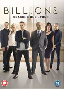 Billions: Seasons 1-4