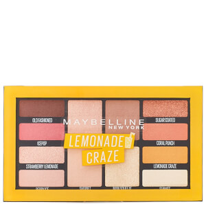 Maybelline Lemonade Craze Eye Shadow Palette 12g