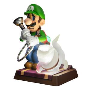 Luigi's Mansion 3 Luigi & Polterpup Collector's Edition Figurine