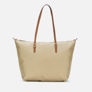 Lauren Ralph Lauren Women's Keaton Medium 31 Tote Bag - Clay