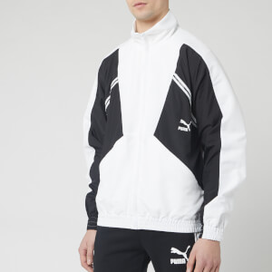 Puma Men's TFS Woven Jacket - Puma White