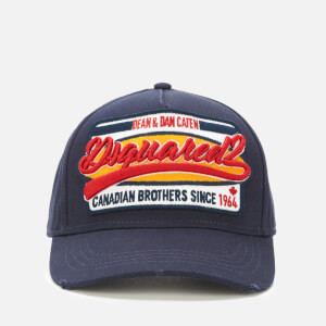 Dsquared2 Men's Baseball Cap - Navy