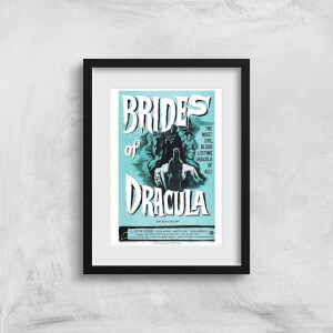 Brides Of Dracula Giclee Art Print