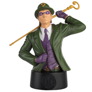 Eaglemoss DC Comics The Riddler Bust