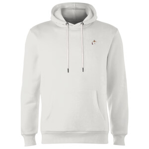 The Great Escape Begins - White Hoodie - White