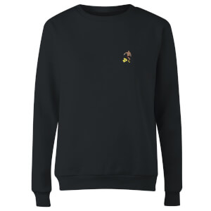 Unrivalled Joy & Delirium - Black Women's Sweatshirt - Black