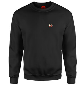 Telepathic Connection - Black Sweatshirt - Black