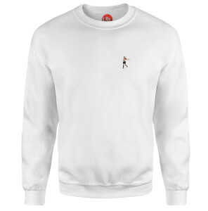 Pure Ecstacy - White Sweatshirt - White