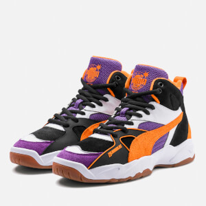 Puma X The Hundreds Men's Performer Mid Trainers - Multi