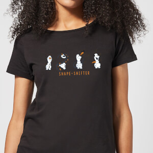 Frozen 2 Shape Shifter Women's T-Shirt - Black