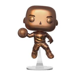 NBA Michael Jordan (Bronzed) EXC Pop! Vinyl Figure