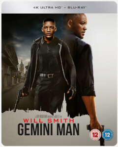 Gemini Man - 4K Ultra HD Zavvi Exclusive Steelbook